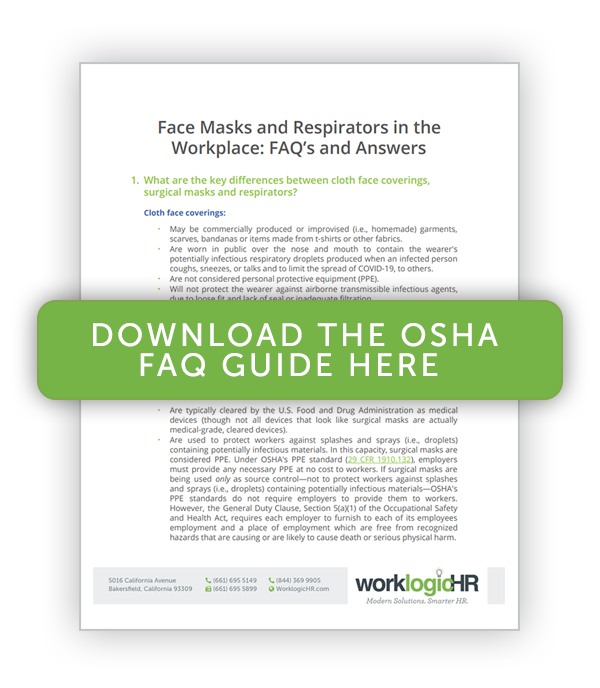 Download OSHA Checklist