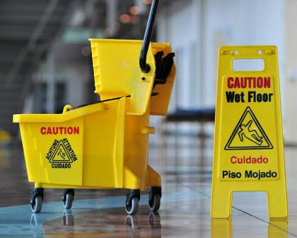 California Janitorial Law