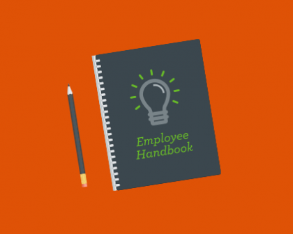 How to write an employee handbook