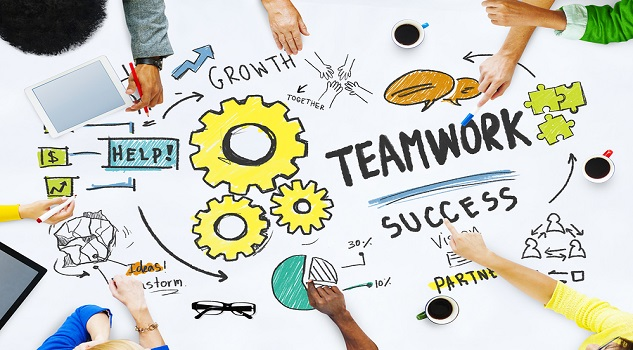 Technology Management Image: 6 Ways To Improve Teamwork With Your Employees